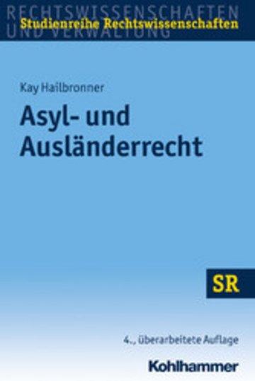 eBook Asyl- und Ausländerrecht Cover