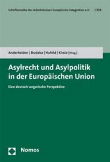 eBook Asylrecht und Asylpolitik in der Europäischen Union Cover