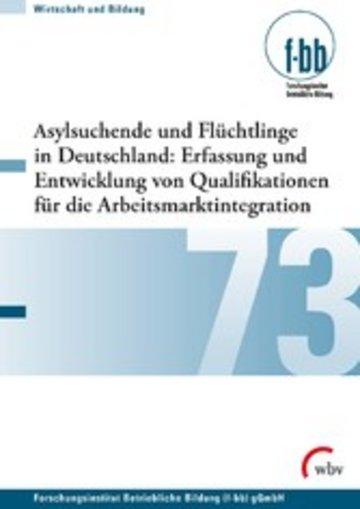 eBook Asylsuchende und Flüchtlinge in Deutschland: Cover