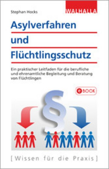 eBook Asylverfahren und Flüchtlingsschutz Cover