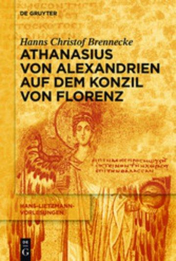 eBook Athanasius von Alexandrien auf dem Konzil von Florenz Cover