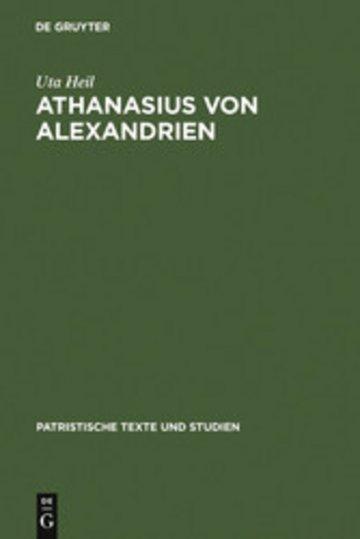 eBook Athanasius von Alexandrien Cover