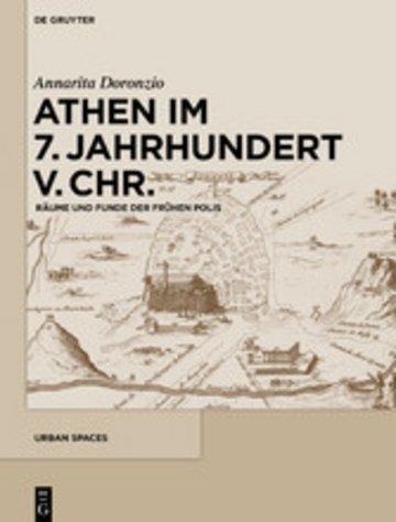 eBook Athen im 7. Jahrhundert v. Chr. Cover