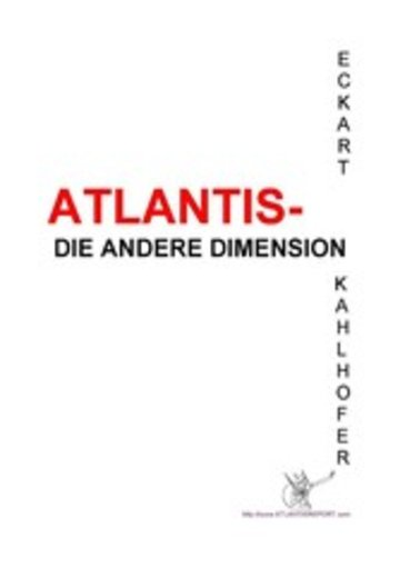 eBook Atlantis - die andere Dimension Cover