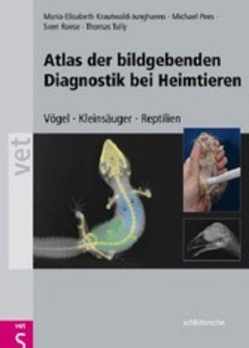 eBook Atlas der bildgebenden Diagnostik bei Heimtieren Cover