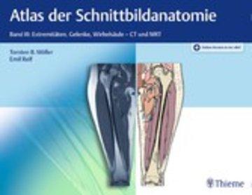 eBook Atlas der Schnittbildanatomie Cover