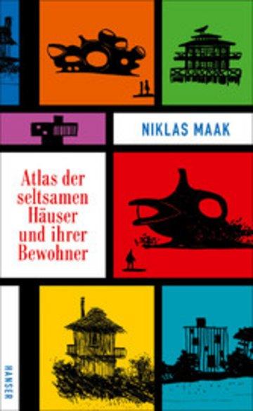 eBook Atlas der seltsamen Häuser und ihrer Bewohner Cover