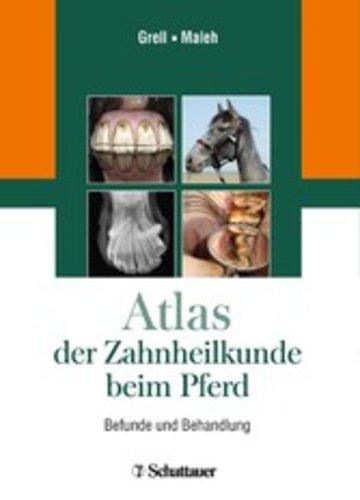 eBook Atlas der Zahnheilkunde beim Pferd Cover