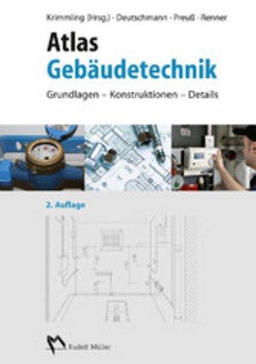 eBook Atlas Gebäudetechnik Cover
