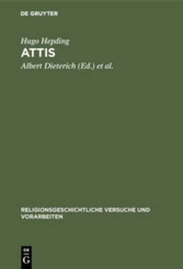eBook Attis Cover