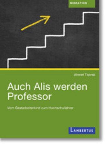 eBook Auch Alis werden Professor Cover