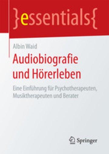 eBook Audiobiografie und Hörerleben Cover