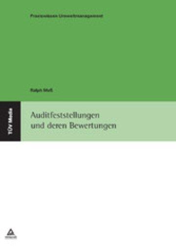 eBook Auditfeststellungen und deren Bewertungen Cover