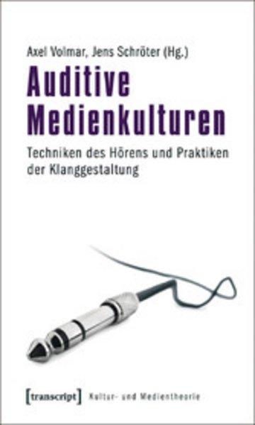 eBook Auditive Medienkulturen Cover