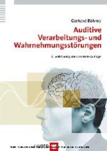 eBook Auditive Verarbeitungs- und Wahrnehmungsstörungen (AVWS) im Kindes- und Erwachsenenalter Cover