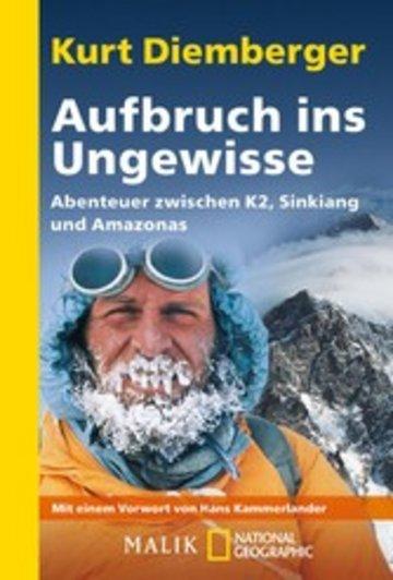 eBook Aufbruch ins Ungewisse Cover