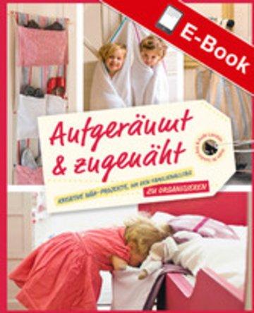 eBook Aufgeräumt & zugenäht Cover
