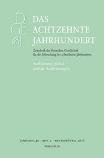 eBook Aufklärung global -globale Aufklärungen Cover