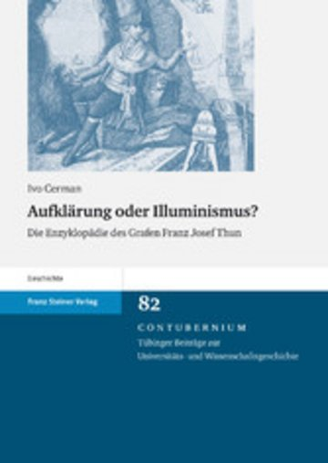 eBook Aufklärung oder Illuminismus? Cover