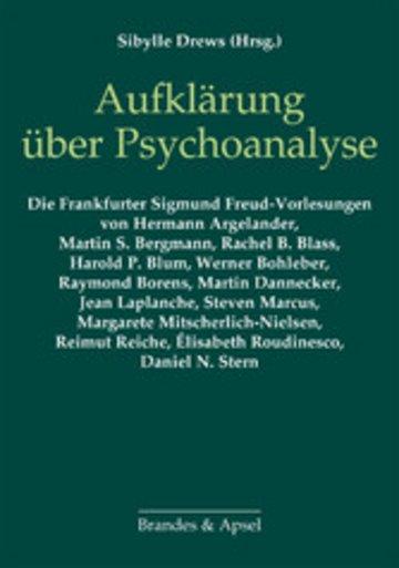 eBook Aufklärung über Psychoanalyse Cover