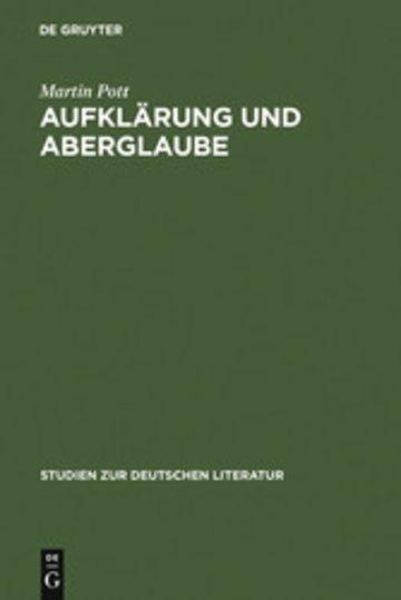 eBook Aufklärung und Aberglaube Cover