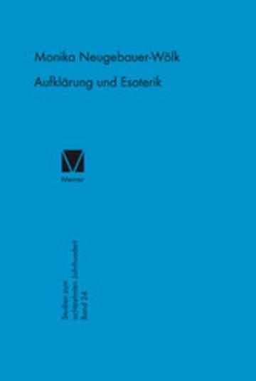 eBook Aufklärung und Esoterik Cover