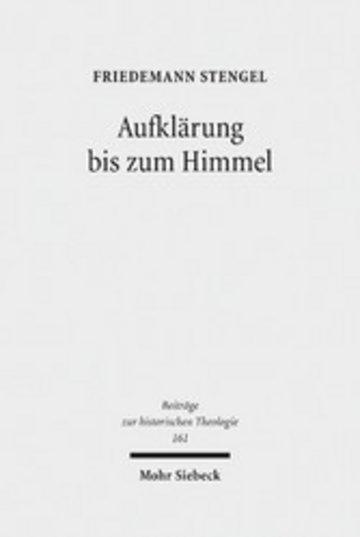 eBook Aufklärung bis zum Himmel Cover