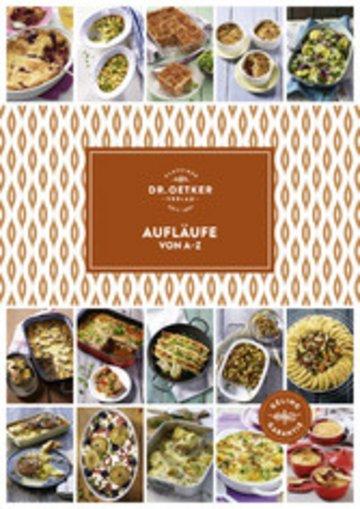 eBook Aufläufe von A-Z Cover