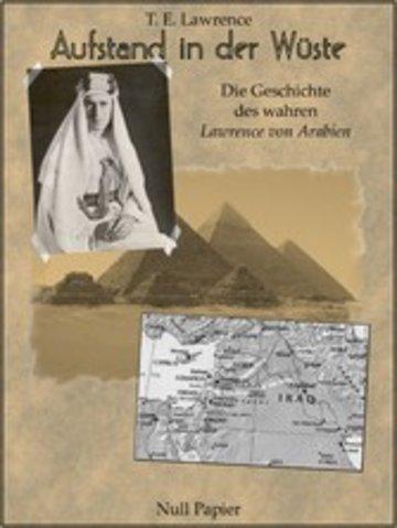 eBook Aufstand in der Wüste Cover