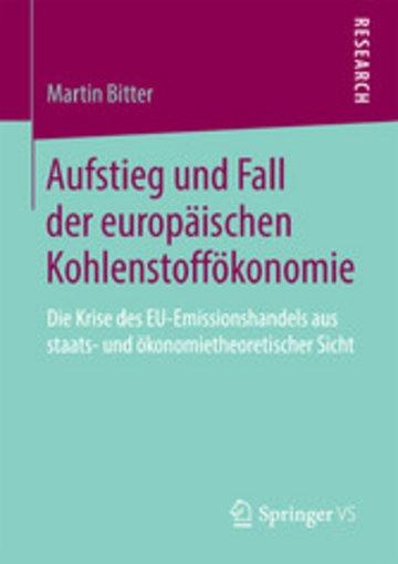 eBook Aufstieg und Fall der europäischen Kohlenstoffökonomie Cover