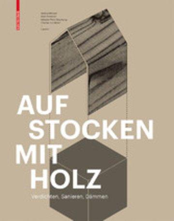 eBook Aufstocken mit Holz Cover