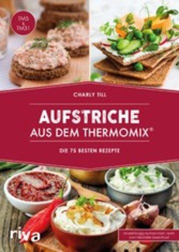 eBook Aufstriche aus dem Thermomix® Cover