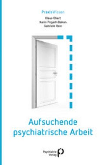 eBook Aufsuchende psychiatrische Arbeit Cover