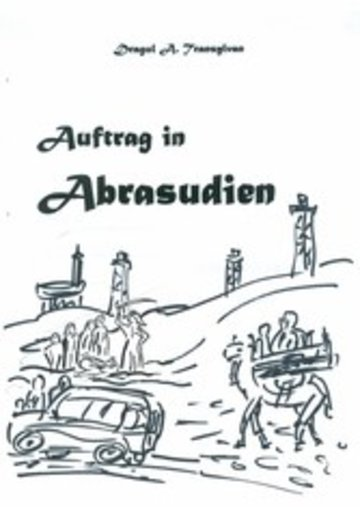 eBook Auftrag in Abrasudien Cover