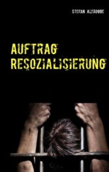 eBook Auftrag Resozialisierung Cover