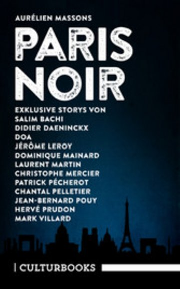 eBook Aurélien Massons PARIS NOIR Cover