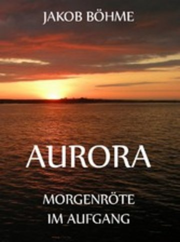 eBook Aurora oder Morgenröte im Aufgang Cover