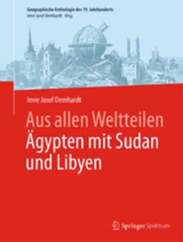eBook Aus allen Weltteilen Ägypten mit Sudan und Libyen Cover