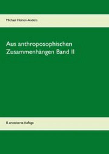 eBook Aus anthroposophischen Zusammenhängen Band II Cover