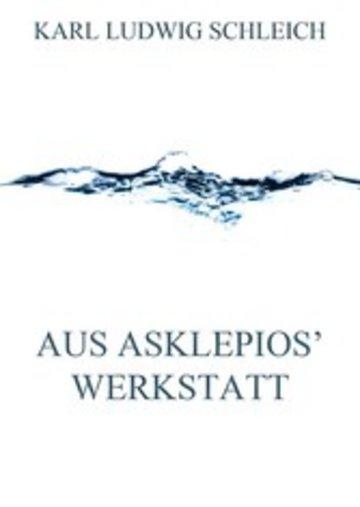 eBook Aus Asklepios' Werkstatt Cover