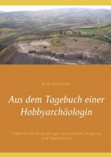 eBook Aus dem Tagebuch einer Hobbyarchäologin Cover