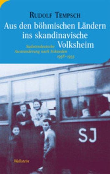 eBook Aus den böhmischen Ländern ins skandinavische Volksheim Cover