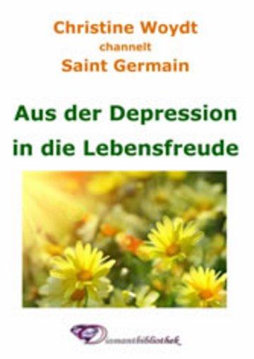 eBook Aus der Depression in die Lebensfreude Cover