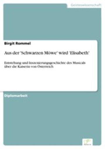 eBook Aus der 'Schwarzen Möwe' wird 'Elisabeth' Cover
