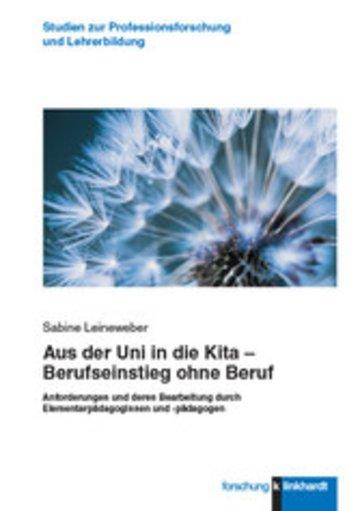 eBook Aus der Uni in die Kita – Berufseinstieg ohne Beruf Cover