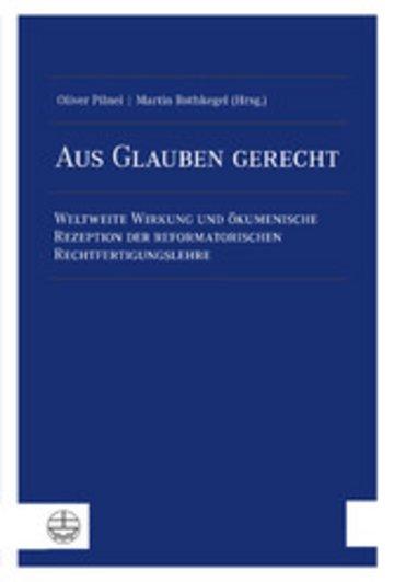 eBook Aus Glauben gerecht Cover