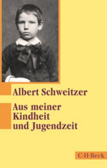 eBook Aus meiner Kindheit und Jugendzeit Cover