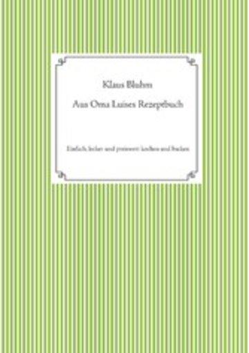 eBook Aus Oma Luises Rezeptbuch Cover
