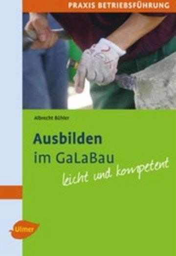 eBook Ausbilden im GaLaBau Cover