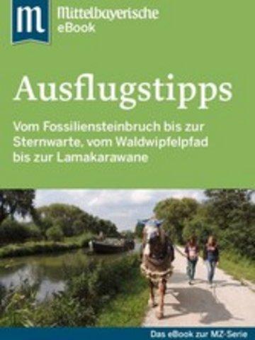 eBook Ausflugstipps in Ostbayern Cover